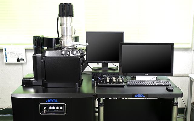 ハニー化成株式会社 技術サポート・導入プロセス・設備 SEM-EDS(走査型電子顕微鏡)
